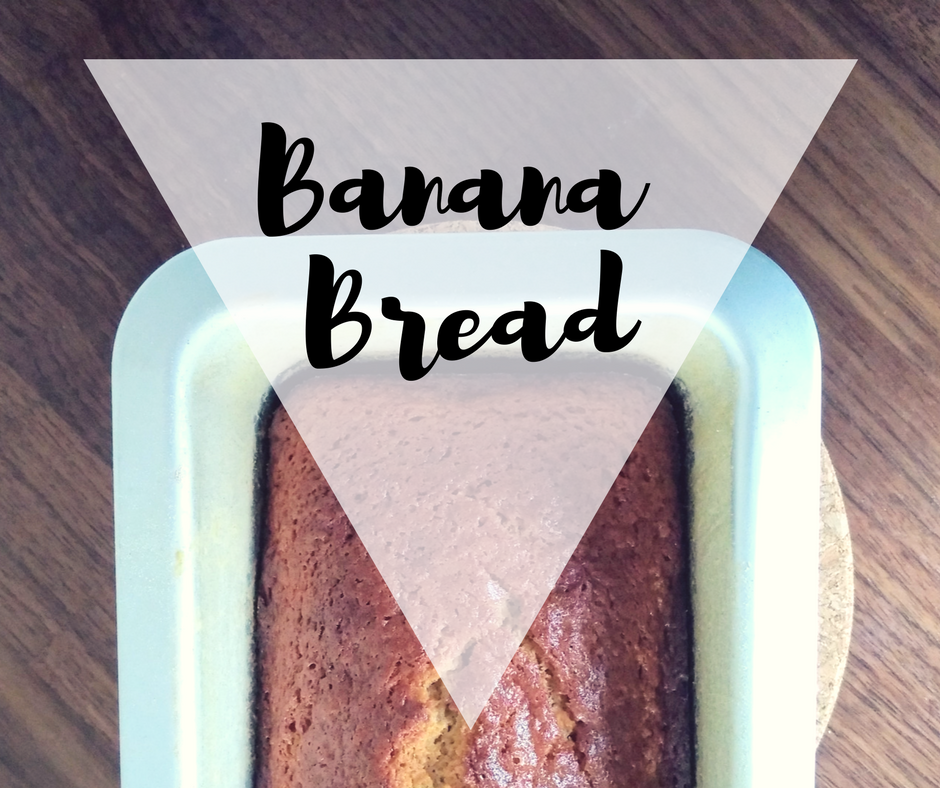 {Enoughfood} Easy-peasy Banana Bread